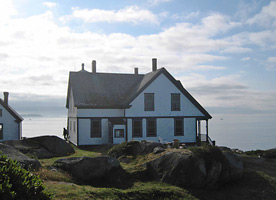 Mindfulness Stress Reduction course at Whitehead Light Station